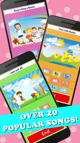 Baby Phone: Games For Babies скриншот 4