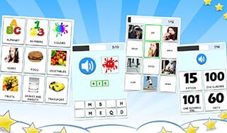 English For Kids: Free Game скриншот 1