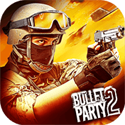 Bullet Party CS 2: Go Strike иконка