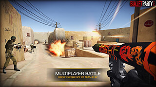 Bullet Party CS 2: Go Strike скриншот 2