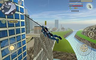 Rope Hero: Vice Town скриншот 1