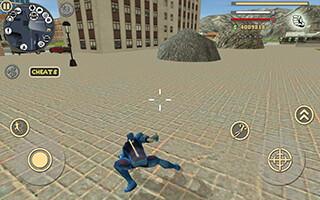 Rope Hero: Vice Town скриншот 2