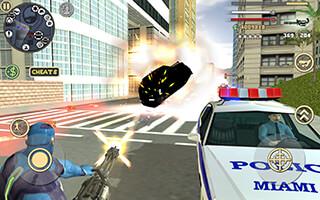 Rope Hero: Vice Town скриншот 4