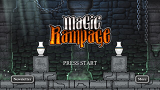 Magic Rampage скриншот 1