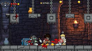 Magic Rampage скриншот 2