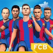 FC Barcelona: Ultimate Rush иконка