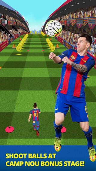 FC Barcelona: Ultimate Rush скриншот 1
