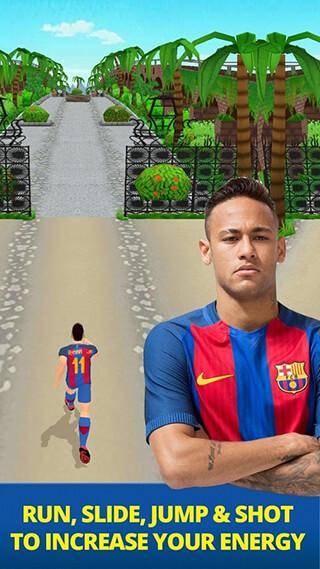FC Barcelona: Ultimate Rush скриншот 2