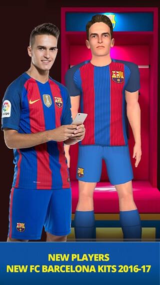 FC Barcelona: Ultimate Rush скриншот 3