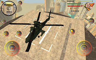 Stickman: Rope Hero 2 скриншот 1