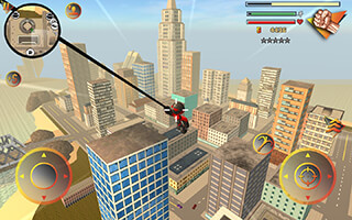 Stickman: Rope Hero 2 скриншот 2
