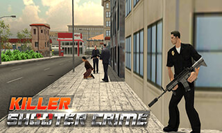 Killer Shooter Crime скриншот 1