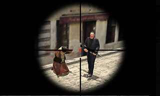 Killer Shooter Crime скриншот 2