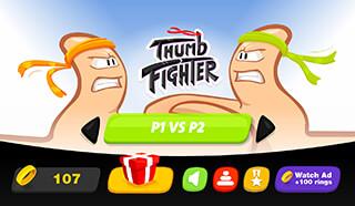 Thumb Fighter скриншот 1