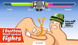 Thumb Fighter скриншот 2