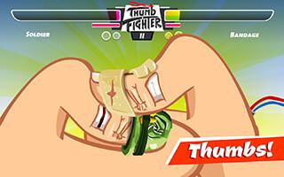 Thumb Fighter скриншот 3