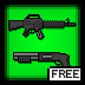 Zombie Cubes: Free иконка