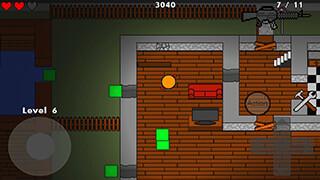 Zombie Cubes: Free скриншот 2