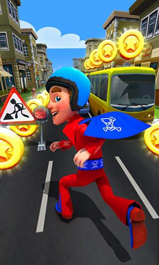 Subway Run 2: Endless Game скриншот 1