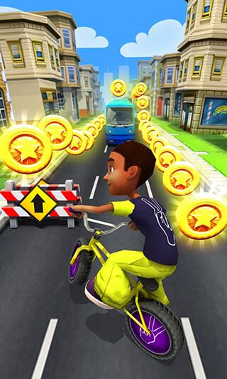 Subway Run 2: Endless Game скриншот 2