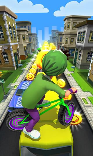 Subway Run 2: Endless Game скриншот 3