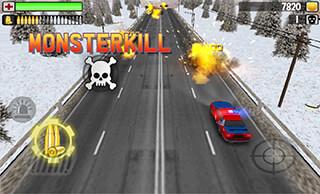 Police: Monsterkill 3D скриншот 3