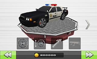 Police: Monsterkill 3D скриншот 4