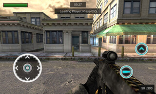 Masked Shooters скриншот 1