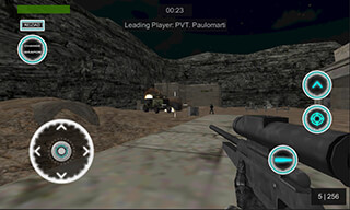 Masked Shooters скриншот 2