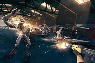 Zombie: Beyond Terror скриншот 3