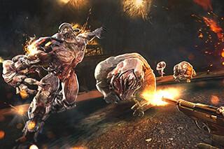 Zombie: Beyond Terror скриншот 4