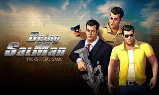 Being Salman:The Official Game скриншот 1
