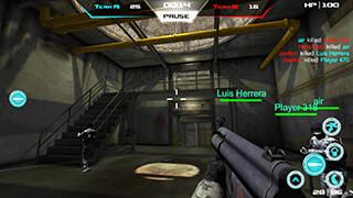 Assault Line CS: Online FPS Go скриншот 1