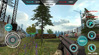 Assault Line CS: Online FPS Go скриншот 2