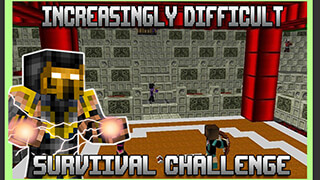 Block Mortal: Survival Battle скриншот 2