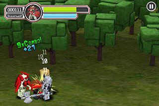 Tenkai Knights скриншот 1