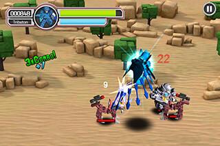 Tenkai Knights скриншот 3