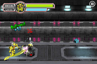 Tenkai Knights скриншот 4