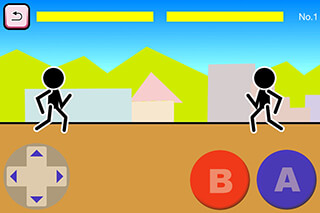 Fighting Games: Mokken скриншот 1
