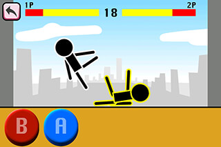 Fighting Games: Mokken скриншот 3