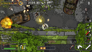 Trial By Survival скриншот 2