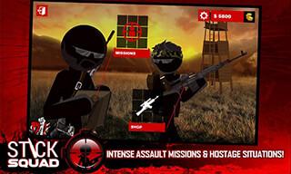 Stick Squad: Sniper Contracts скриншот 1