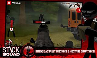 Stick Squad: Sniper Contracts скриншот 2
