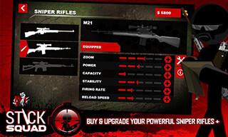 Stick Squad: Sniper Contracts скриншот 4
