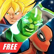 Superheros: Free Fighting Games иконка