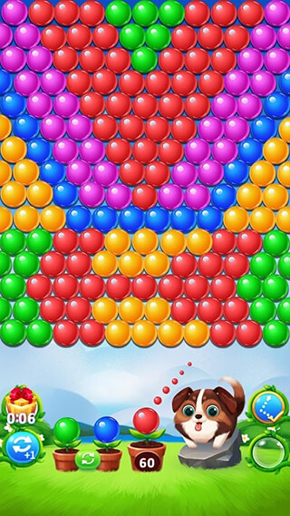 Bubble Shooter скриншот 4
