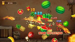 Fruits Cut скриншот 1