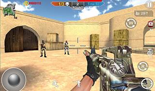 Gun Strike: Elite Killer скриншот 1
