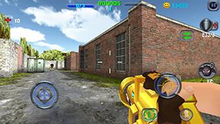 Gun Shoot War Q скриншот 4