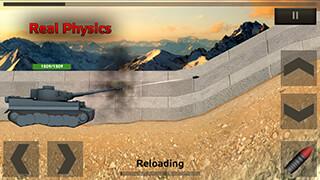 Tanks: Hard Armor Free скриншот 2